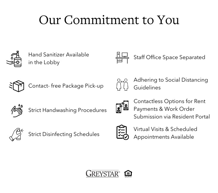 Greystar Commitment to You